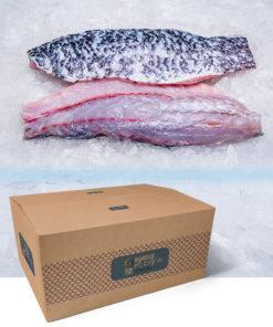 Barramundi (Muhudu Modha) Economic Frozen Skin On Fillets 5kg